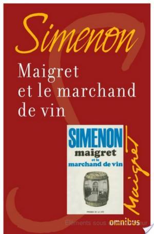 Affiche Maigret et le marchand de vin