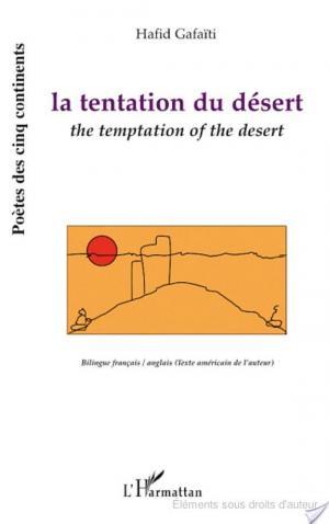 Affiche La tentation du désert