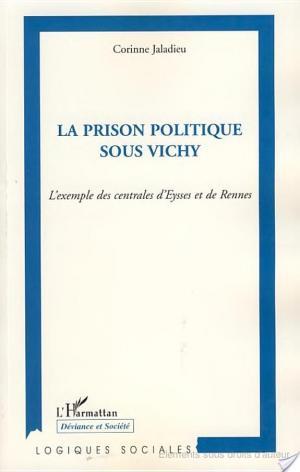 Affiche La prison politique sous Vichy