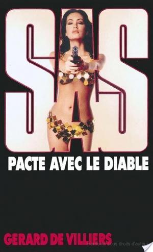 Affiche SAS 152 Pacte avec le diable