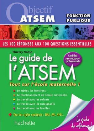 Affiche Le guide de l'ATSEM, Catégorie C - Ed.2011