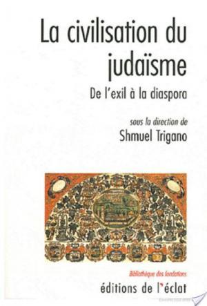 Affiche La civilisation du judaïsme