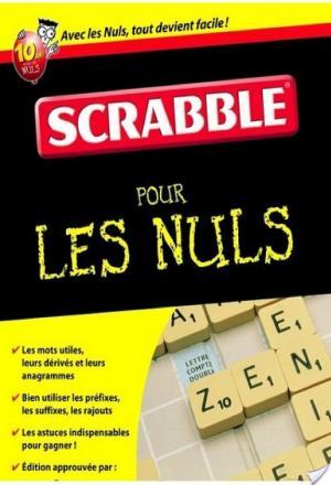Affiche Le Scrabble Pour les Nuls