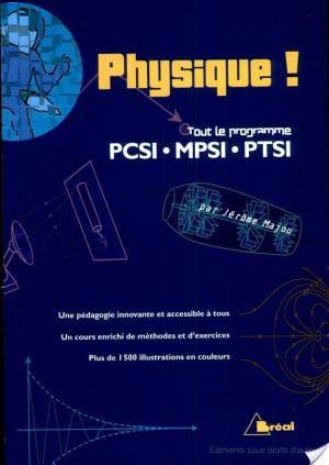 Affiche Physique !
