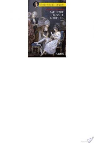 Affiche Meurtre dans le boudoir