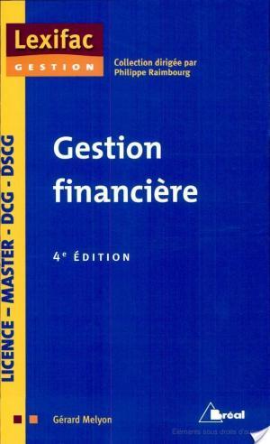 Affiche Gestion financière