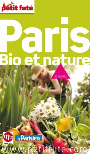 Affiche Paris bio et nature