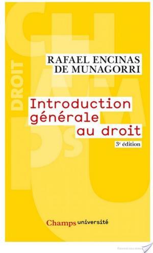 Affiche Introduction générale au droit