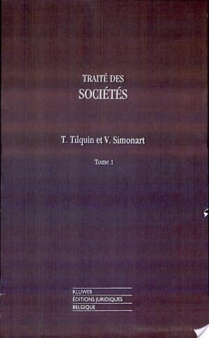 Affiche Traité des sociétés