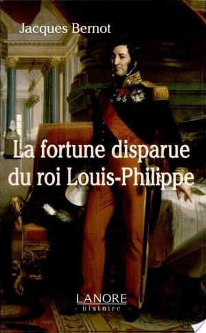 Affiche La fortune disparue du roi Louis-Philippe