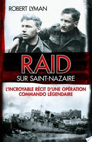 Affiche Raid sur Saint-Nazaire