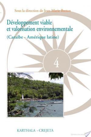 Affiche Développement viable et valorisation environnementale