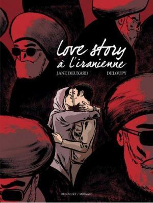 Affiche Love Story à l'iranienne