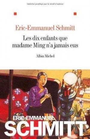 Affiche Les dix enfants que madame Ming n'a jamais eus
