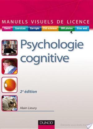 Affiche Manuel visuel de psychologie cognitive - 2ème édition