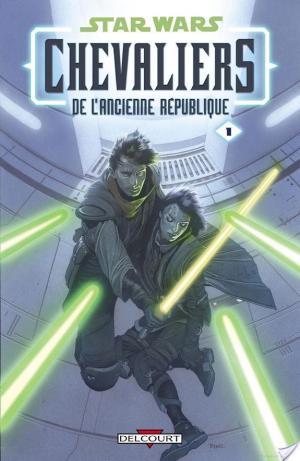 Affiche Star Wars - Chevaliers de l'Ancienne République 1