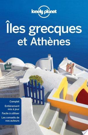 Affiche Îles grecques et Athènes 8ed