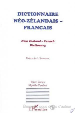 Affiche Dictionaire Neo-Zelandais - Francais