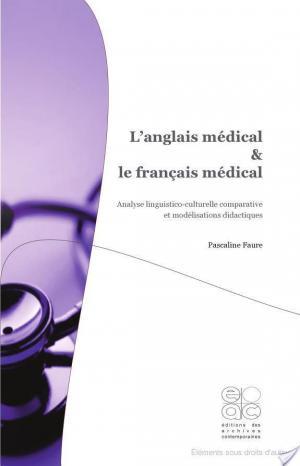 Affiche L'anglais médical et le français médical