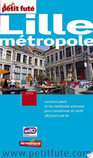 Affiche Petit Futé Lille métropole