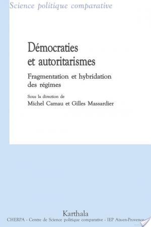 Affiche Démocraties et autoritarismes