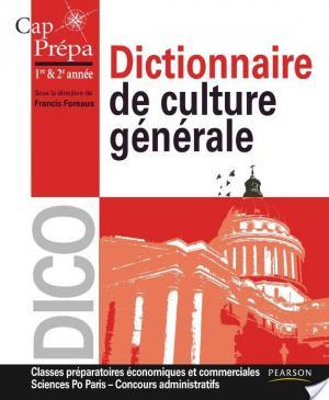 Affiche Dictionnaire de culture générale