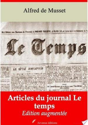 Affiche Articles du journal Le temps