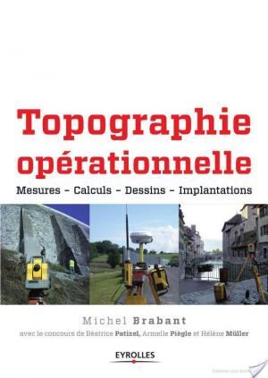 Affiche Topographie opérationnelle