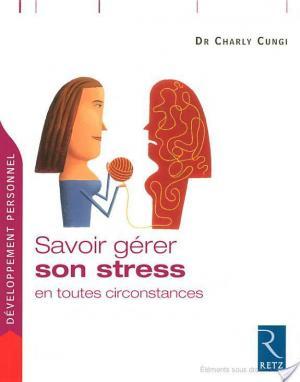 Affiche Savoir gérer son stress en toutes circonstances