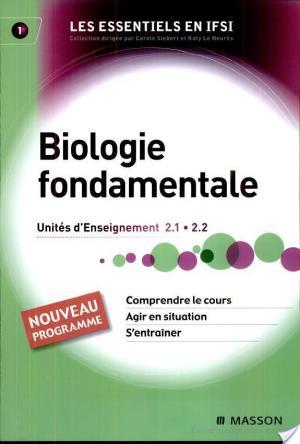 Affiche Biologie fondamentale UE 2.1 et UE 2.2