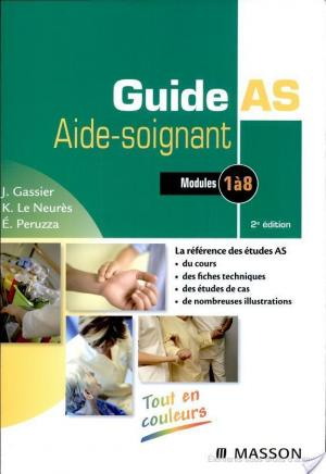 Affiche Guide AS, aide-soignant