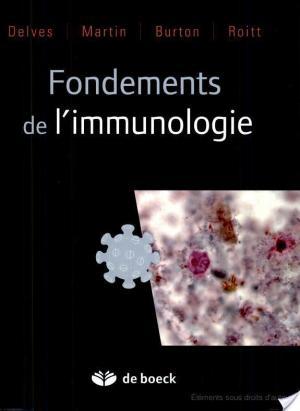 Affiche Les fondements de l'immunologie