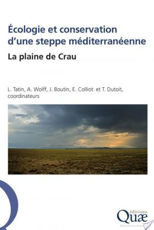 Affiche Écologie et conservation d'une steppe méditerranéenne