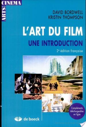 Affiche L'art du film