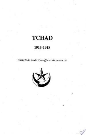 Affiche TCHAD 1916-1918