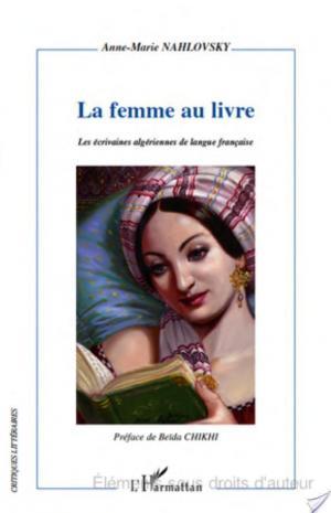 Affiche La femme au livre