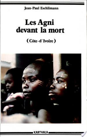 Affiche Les Agni devant la mort (Côte d'Ivoire)