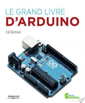 Affiche Le grand livre d'Arduino