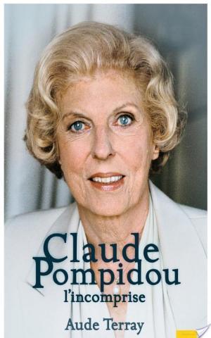 Affiche Claude Pompidou l'incomprise