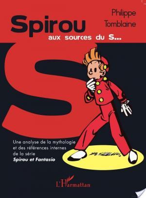 Affiche Spirou aux sources du S