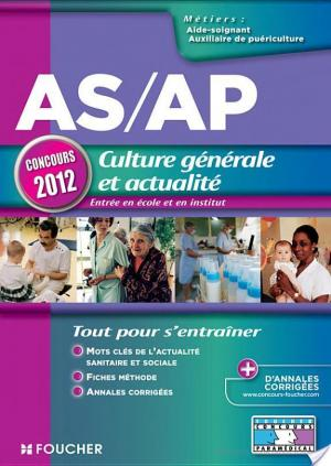 Affiche AS/AP Culture générale et actualité Concours 2012