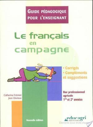 Affiche Français en campagne : guide pédagogique (édition 2006) (Le)