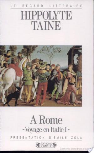 Affiche Voyage en Italie: A Rome