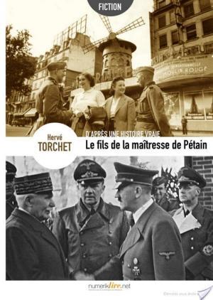 Affiche Le fils de la maîtresse de Pétain