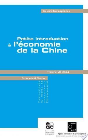 Affiche Petite introduction à l'économie de la Chine