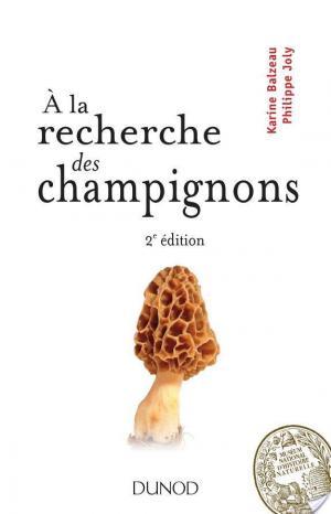 Affiche A la recherche des champignons - 2e. éd