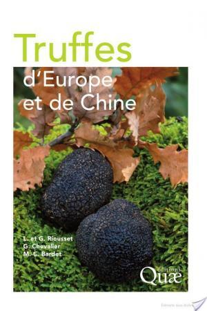 Affiche Truffes d'Europe et de Chine