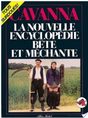 Affiche La Nouvelle Encyclopédie bête et méchante