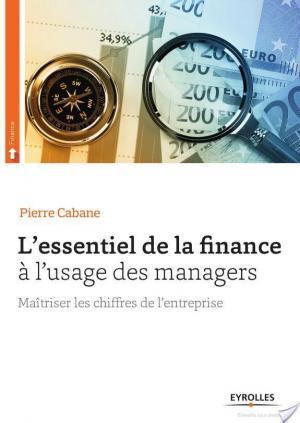 Affiche L'essentiel de la finance à l'usage des managers