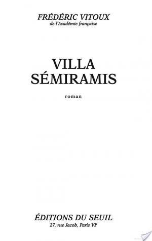 Affiche Villa Sémiramis